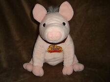 """Babe Pig In The City Plush Equity Toys 10"""" Tall"""