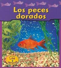 Los peces dorados (Mascotas de Mi Casa) (Spanish Edition)
