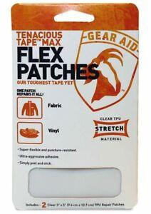 McNett Gear Aid Tenacious Tape Max Flex Patches