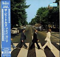 BEATLES-ABBEY ROAD-IMPORT LP WITH JAPAN OBI Ltd/Ed J50