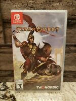 Titan Quest (Nintendo Switch, 2018)  New