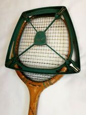 More details for slazenger vintage tennis racket fred perry special world champion edition