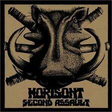 Horisont-Second Assault (NEW * 70ies heavy rock/metal * Graveyard * Witchcraft)