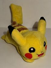 "Tomy Pokemon Plush Pikachu Stuffed Animal Electronic 9"" Rare HTF"
