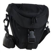 Universal Premium Kameratasche Kamera Tasche SLR Canon EOS Nikon Sony Schwarz