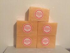 5 X Original Placenta Soap - Anti Aging & Skin Whitening. USA SELLER