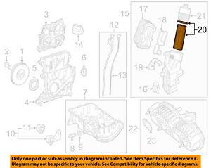 MERCEDES OEM 12-18 CLS550 Engine-Oil Filter 2781800009