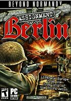 Lot of 10 Beyond Normandy Assignment Berlin Pc Sealed Retail Box