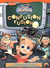 The Adventures of Jimmy Neutron, Boy Genius - Confusion Fusion (DVD, 2003)