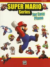 Super Mario Nintendo Themes Songs Learn to Play EASY Piano Music Book