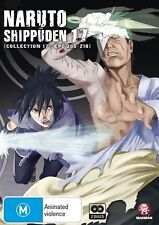 Naruto Shippuden Collection 17 (Eps 206-218) NEW R4 DVD