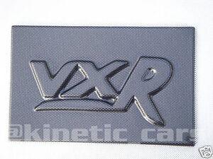 VXR Carbon fibre effect battery cover, corsa astra ABS