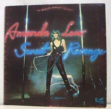 """33T Amanda LEAR Seins Nue Disque LP 12"""" SWEET REVENGE -EURODISC 25900 - F Reduit"""