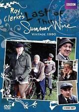 NEW--Last of the Summer Wine: Vintage 1990 (DVD BBC) VERY RARE OOP