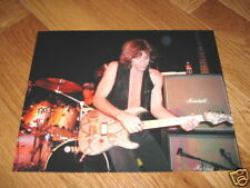 Ratt Warren DeMartini Live 8x10 Color Guitar Photo