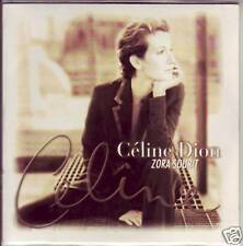 CD CARTONNE CARDSLEEVE CELINE DION ZORA SOURIT (GOLDMAN) 2t 1998 tbe