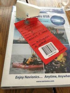Navionics Marine & Lakes USA , MSD Format, State Map Download