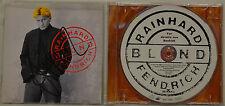 RAINHARD FENDRICH - BLOND - ORIGINALE FIRMATO CD (T737)
