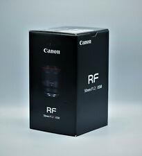 Canon RF 50mm F1.2L USM Objektiv - Schwarz
