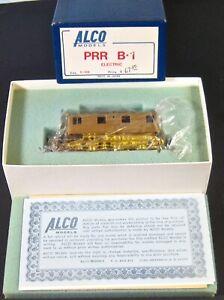 Pennsylvania RR ALCO B-1 ELECTRIC  HO Brass  1973  *** Runs Well***BEAUTIFUL***