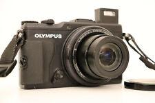 Olympus Stylus XZ-2 12.0MP ehrliche Digitalkamera in Top Zustand und OVP