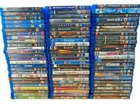 Blu-rays - Various - Stock Clearance - All VG Condition - Multibuy Discount
