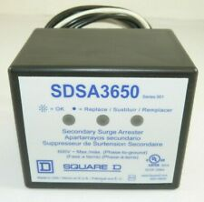 Square D Sdsa3650 Secondary Surge Arrester 600v 40 ka