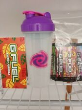 """G Fuel Energy Shaker Cup Tall """"Master"""" + 7 Servings Gfuel + 1 Gfuel Sticker"""
