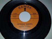"BOBBY RYDELL Ding A Ling / Swingin School CAMEO 175 VINYL 7"" RECORD"