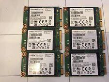 Crucial M500 mSATA SSD 120GB CT120M500SSD3
