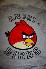 M MED  ANGRY BIRDS    Short Sleeve Tee MENS T-Shirt    NEW $20