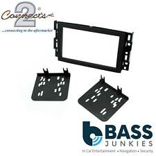 Chevrolet Epica 2006 On Car Stereo Double Din Facia Fascia Panel Plate