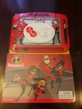 Incredibles 2 Storybook and Magnetic Drawing Kit