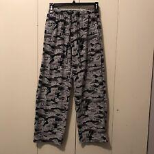 Call Of Duty Men's S Fleece Pajama Pants Bottoms