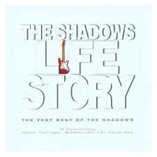 The Shadows Very Best Of 2-CD NEW SEALED Apache/Foot Tapper/F.B.I./Kon-Tiki+