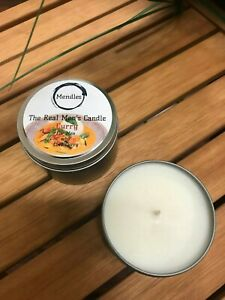 Mendles - The Real Men's Candle - Curry