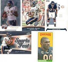 Chicago Bears 23-Card 1990's-2000's Lot