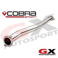 SB21y Cobra Sport Subaru Impreza WRX STI 01-05 Centre Exhaust Non Resonated