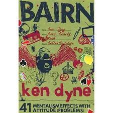 Bairn - The Brain Children of Ken Dyne - Book - Magic Tricks