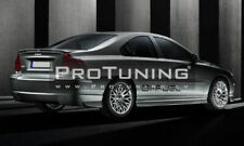 Rear Trunk Spoiler Wing For Volvo S60