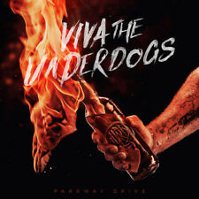Parkway Drive **Viva The Underdogs (Orange Vinyl) **NEW RECORD LP VINYL