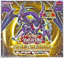 Yugioh - New Challengers Super Edition- Sealed Display Box- Konami