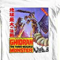 Ghidrah, the Three-Headed Monster t-shirt Ghidorah Japanese sci fi Godzilla tee