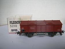 Fleischmann HO 5210 Klappdeckelwagen 9410161-2 DB gealtert (CC/008-9S8/3)