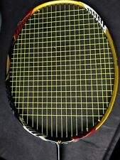 Yonex Duora Z-Strike ( RARE ) painted as LINDAN FORCE with LiNing 7@26lb