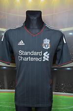 LFC Liverpool Adidas 2011-12 Away Fußball Shirt (M) Jersey Oberteil Trikot Camiseta