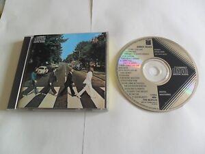 The Beatles - Abbey Road (CD) Japan Pressing