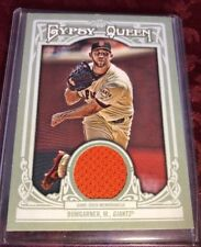 Madison Bumgarner 2013 Gypsy Queen Orange Relic, San Francisco Giants Ace