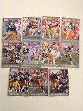 Green Bay Packers Gridiron Football Trading Cards