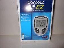 "NIB- Bayer CONTOUR NEXT EZ Blood Glucose Monitoring System - ""NO CODING""  - NEW"